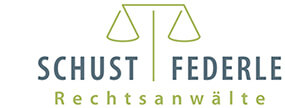 Schust und Federle Anwaltskanzlei Logo