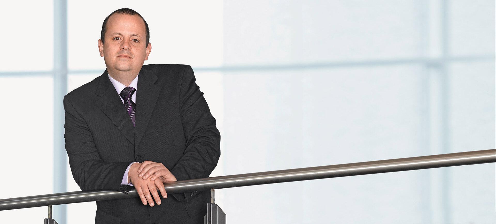 Rechtsanwalt Andreas Federle