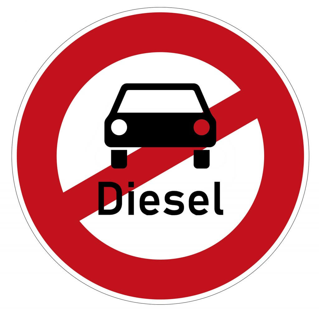 Abgasskandal und Dieselskandal – drohende Diesel-Verbotszonen