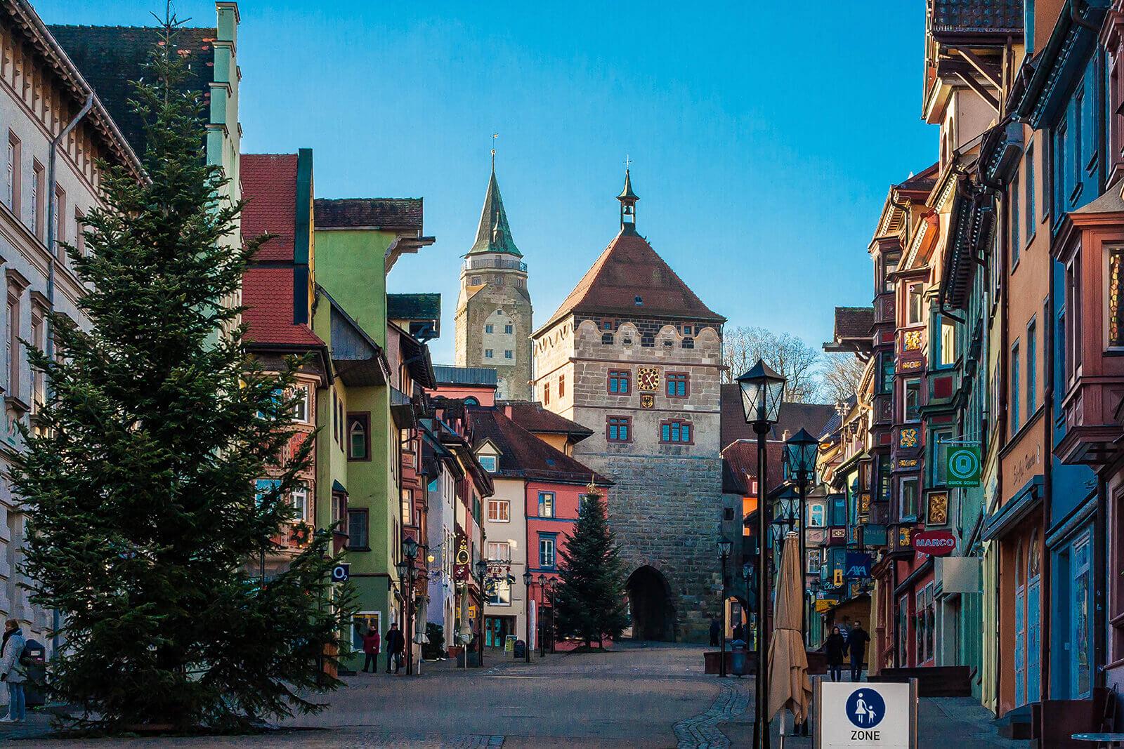 Vertragsrecht Rottweil Schust & Federle Stadt